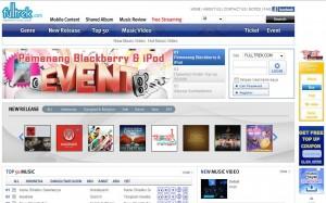 Portal Penyuka Musik