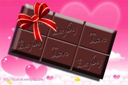 coklat sayang